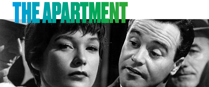 We recommend: The Apartment