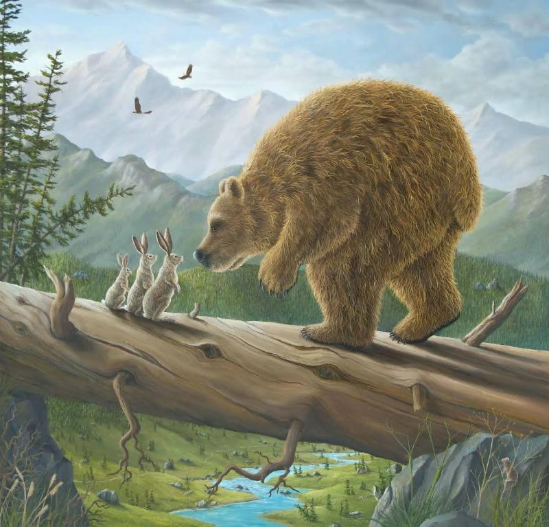 The Encounter by Robert Bissell