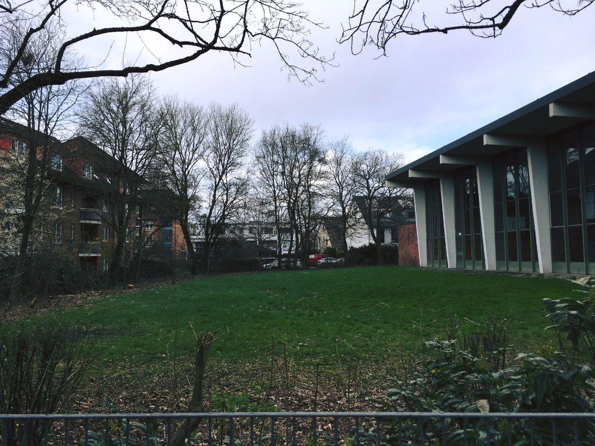 Baustelle Bild vom 9. März 2020