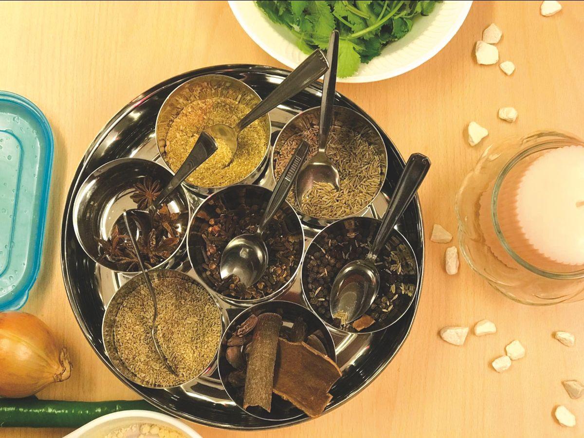 Interkulturelles Kochen