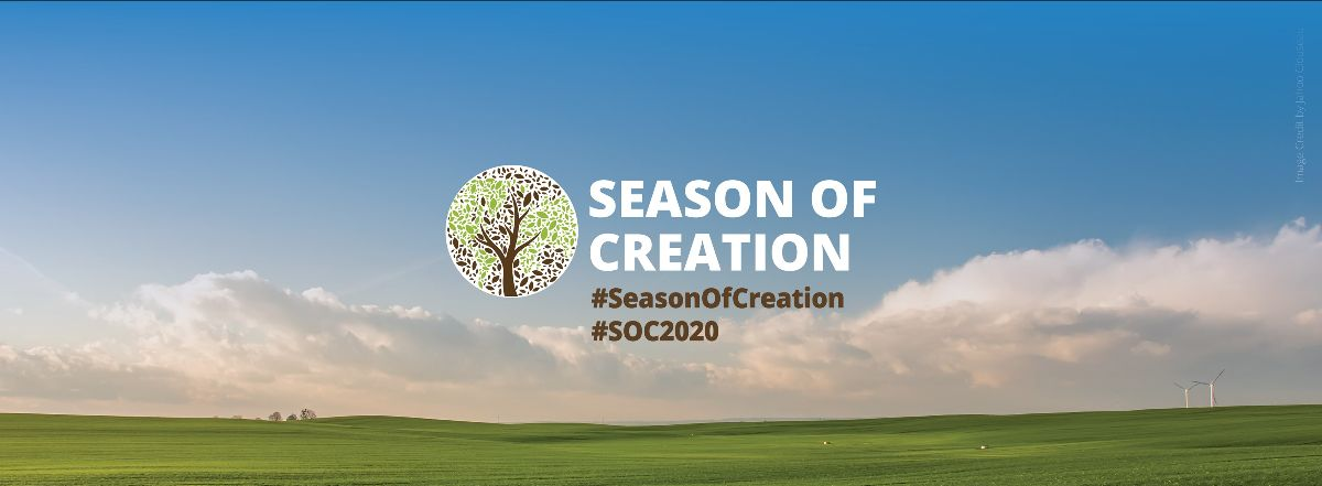 Season of Creation Header Image