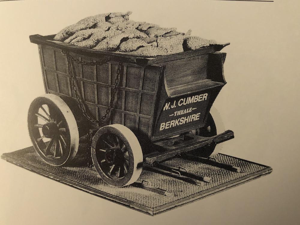 Cumber Farm Cart