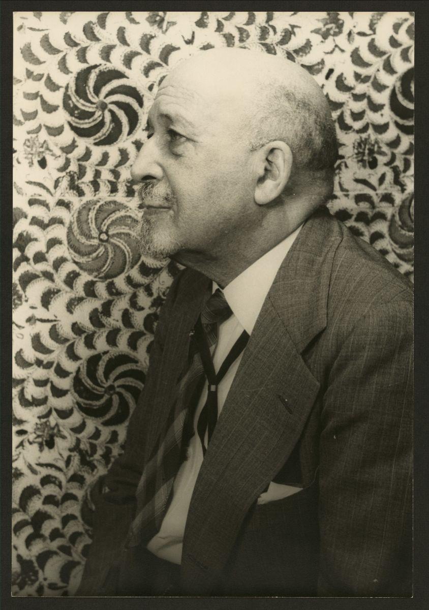 Portrait of Dr. W.E.B. Du Bois, 1946, Carl Van Vechten, Library of Congress