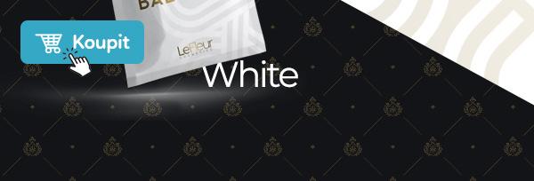 Moderní a stylové dezinfekční ubrousky v bílém obalu.