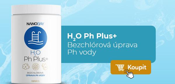 Ph Plus - bezchlórová úprava Ph vody