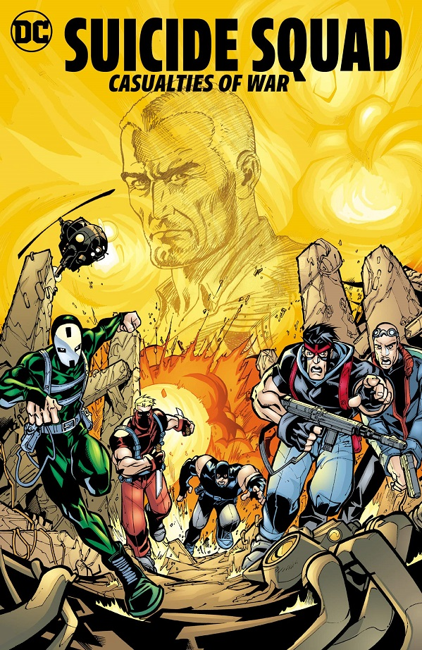 SUICIDE SQUAD – CASUALTIES OF WAR TP