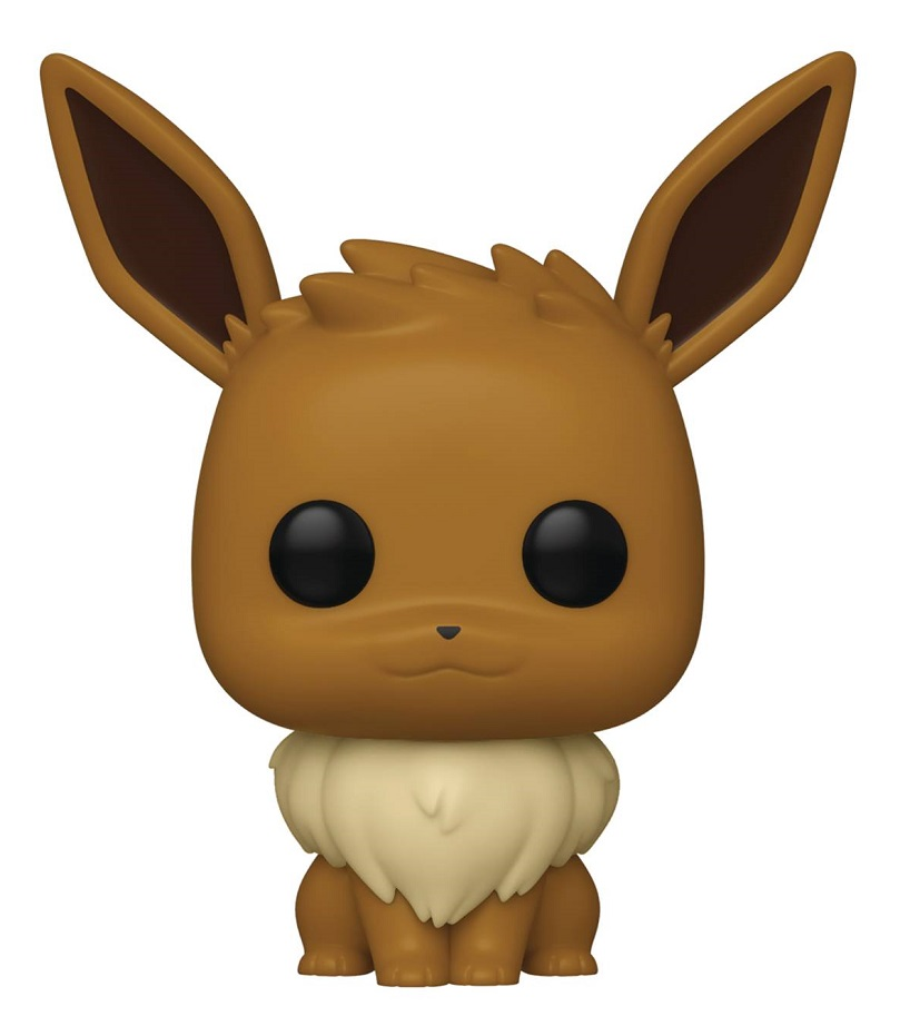 POP GAMES POKEMON S2 – EVEE VIN FIG
