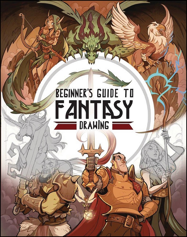 BEGINNERS GUIDE TO FANTASY DRAWING SC