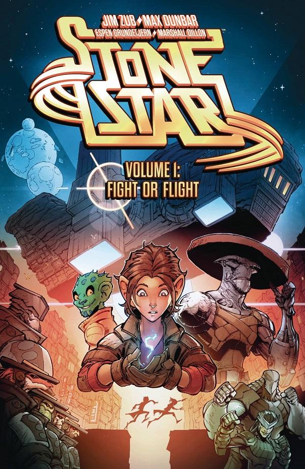 STONE STAR TP VOL 01