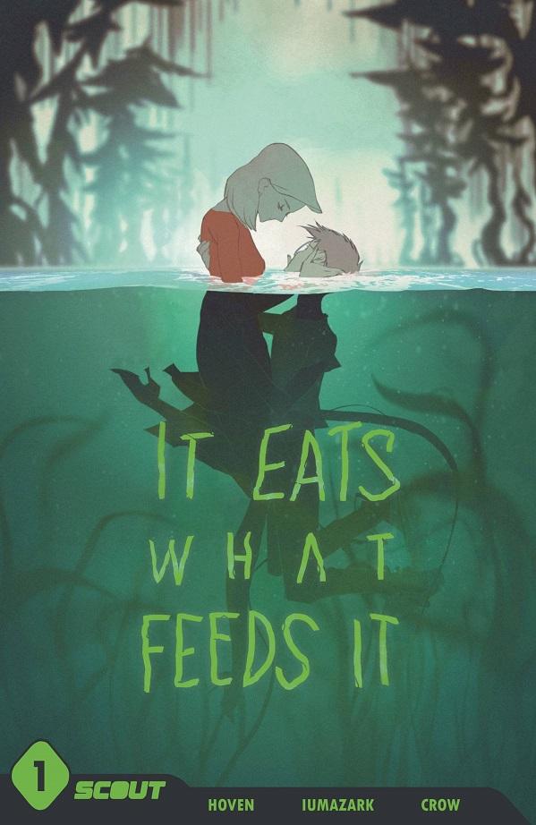IT EATS WHAT FEEDS IT TP