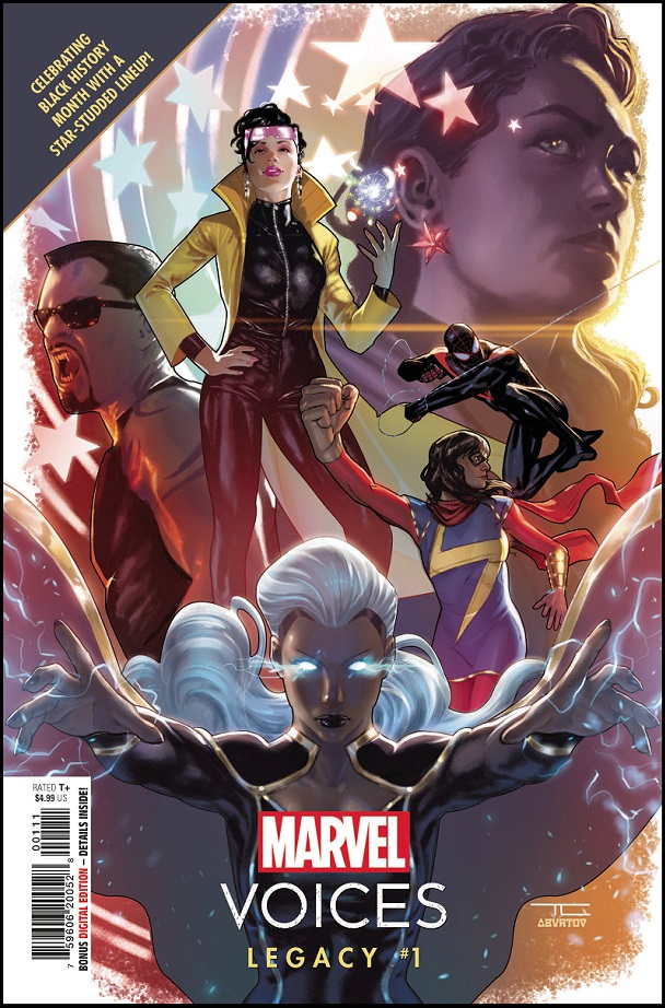 MARVELS VOICES – LEGACY #1