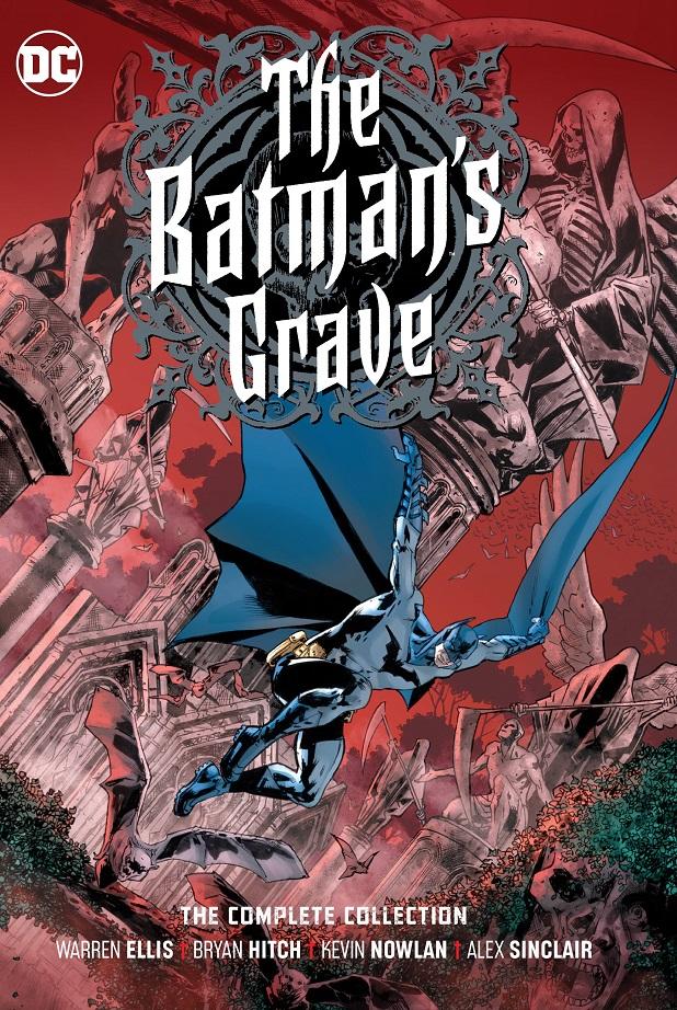 BATMAN'S GRAVE THE COMPLETE COLLECTION HC