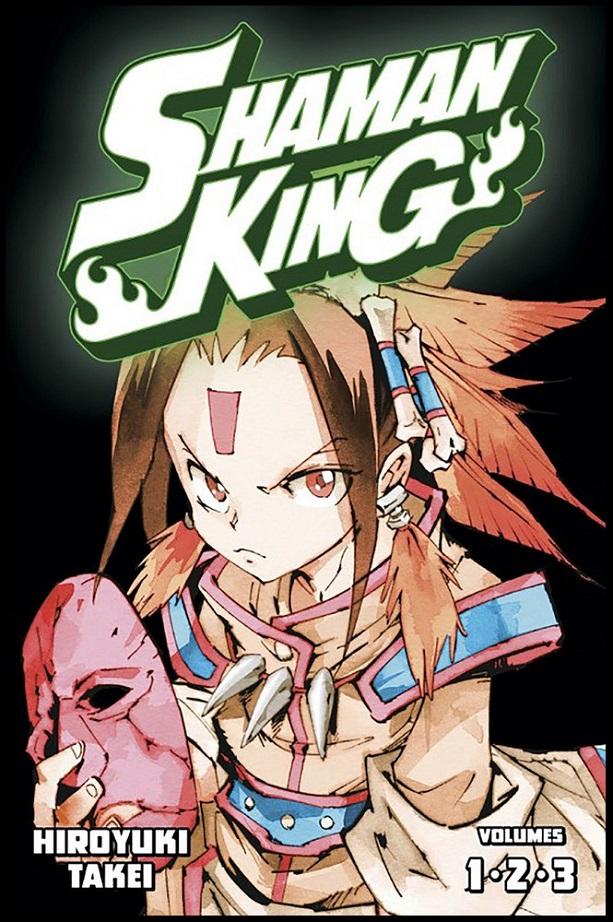 SHAMAN KING OMNIBUS TP VOL 01