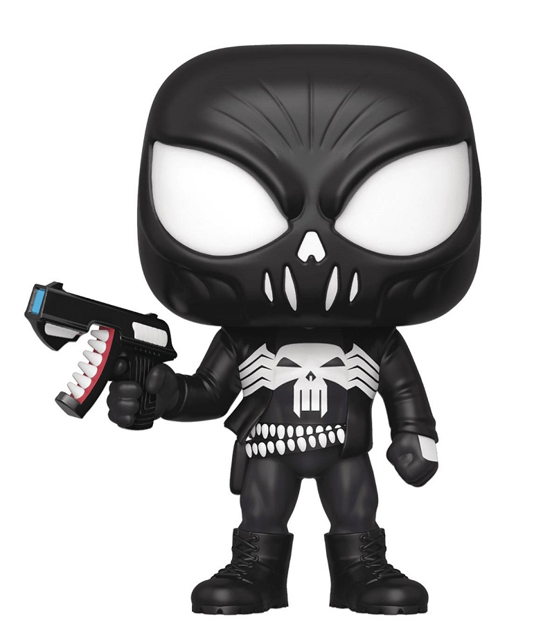 POP MARVEL – VENOMIZED PUNISHER S3 VIN FIG
