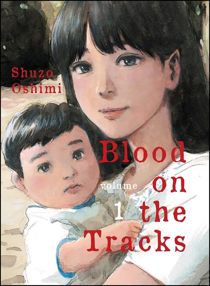 BLOOD ON TRACKS GN VOL 01