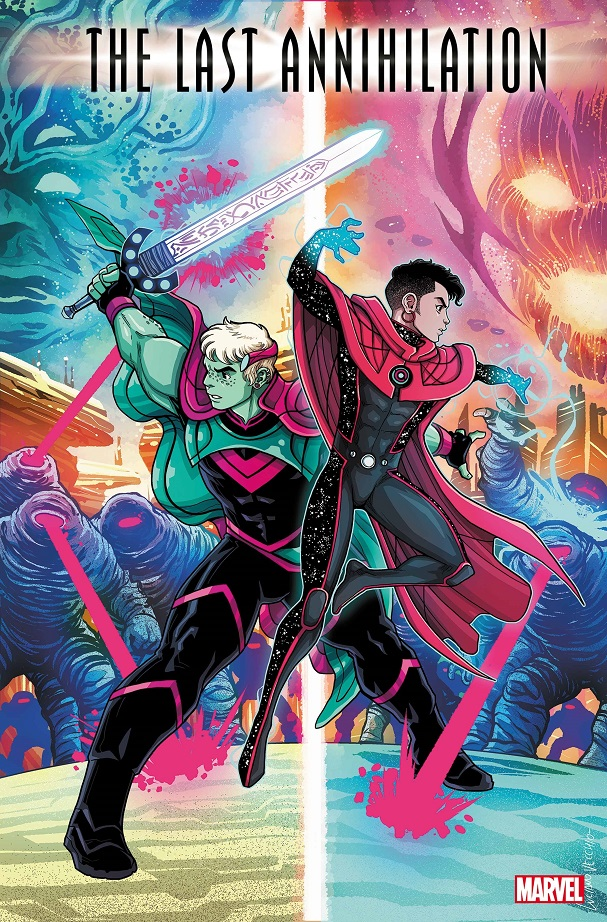 LAST ANNIHILATION – WICCAN AND HULKLING #1