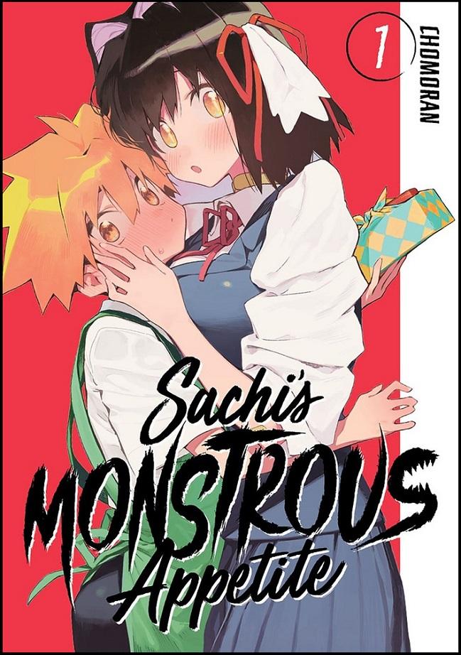 SACHIS MONSTROUS APPETITE VOL 01