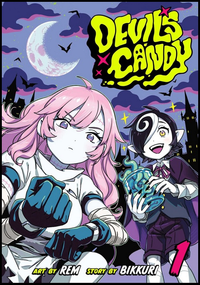 DEVILS CANDY GN VOL 01