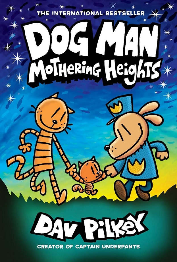 DOG MAN GN VOL 10 – MOTHERING HEIGHTS