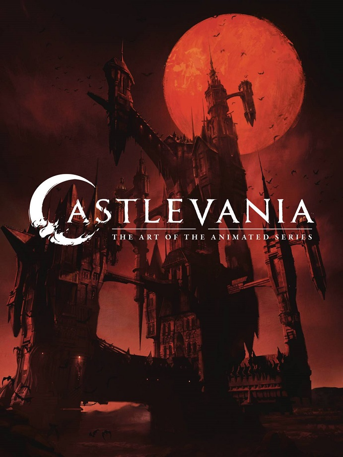 CASTLEVANIA – ART OF THE ANIMATED SERIES HC
