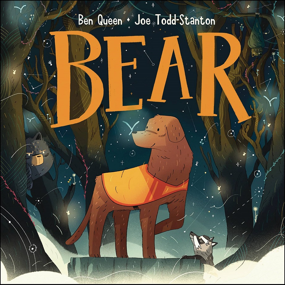 BEAR ORIGINAL GN HC