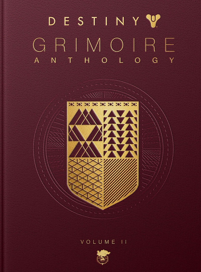 DESTINY GRIMNOIRE ANTHOLOGY 2