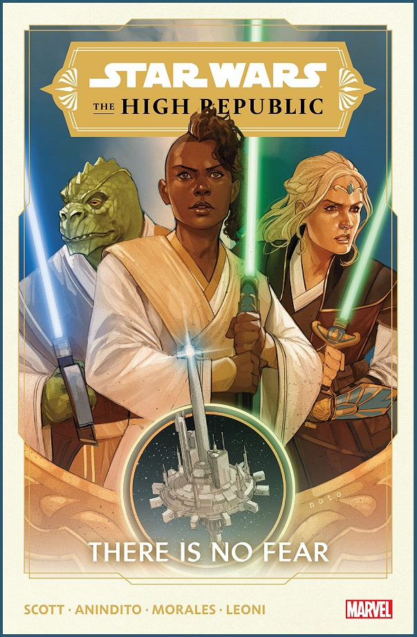 STAR WARS HIGH REPUBLIC TP VOL 01 – THERE IS NO FEAR