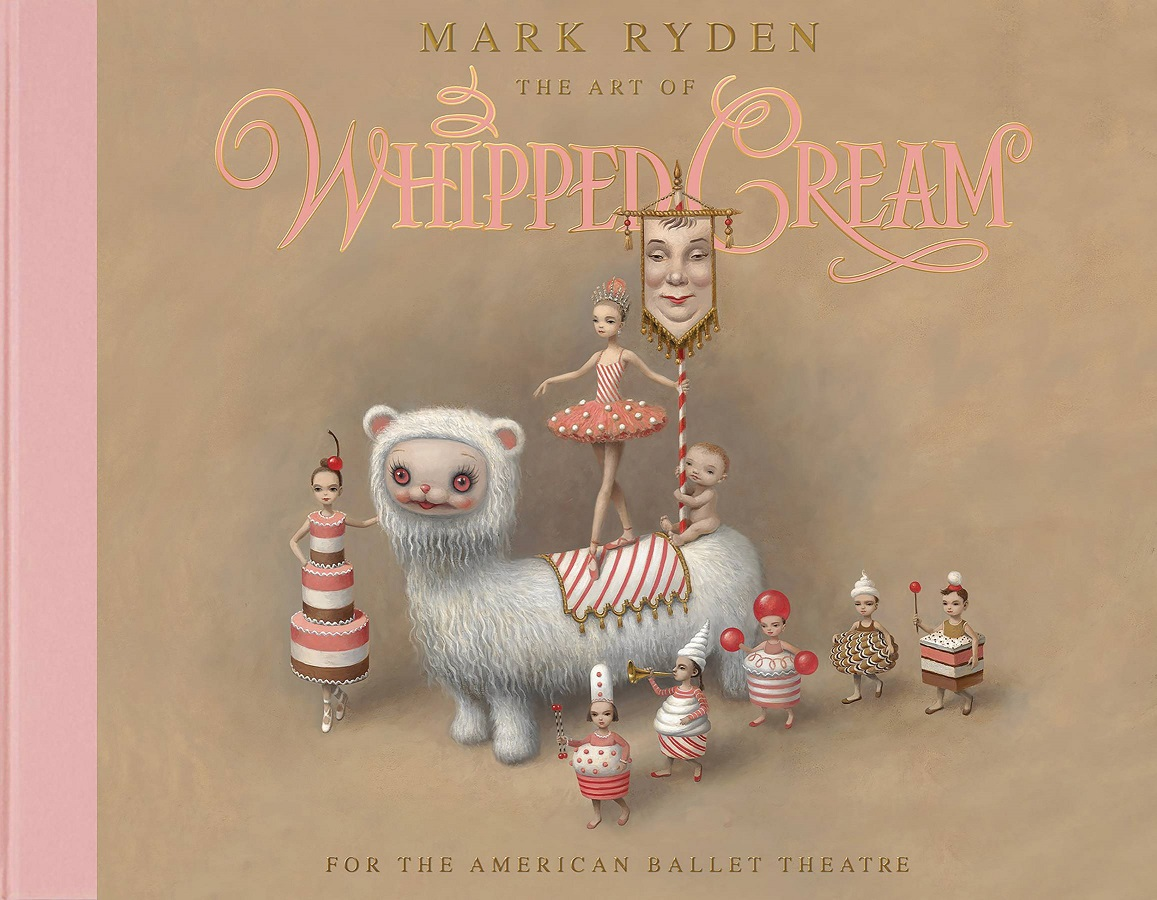 MARK RYDEN – ART OF WHIPPED CREAM HC