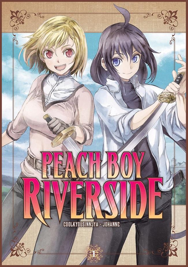 PEACH BOY RIVERSIDE GN VOL 01