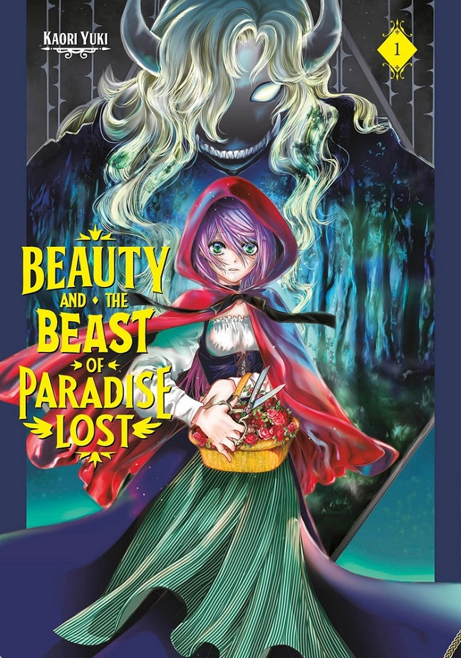 BEAUTY AND BEAST OF PARADISE LOST GN VOL 01