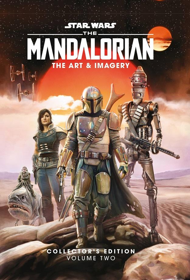 STAR WARS MANDALORIAN ART COLL ED HC VOL 02