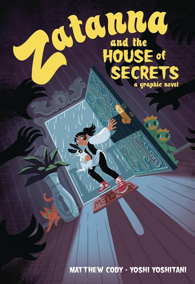 ZATANNA AND THE HOUSE OF SECRETS TP