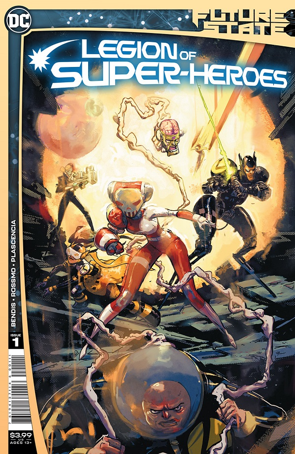 FUTURE STATE LEGION OF SUPER-HEROES #1