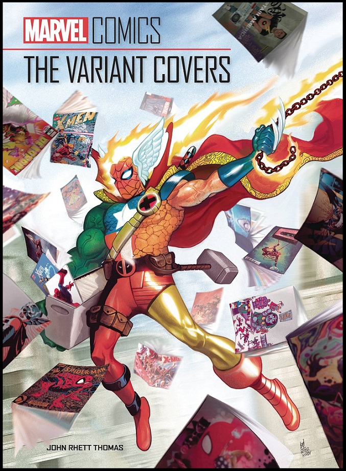 MARVEL COMICS – VARIANT COVERS HC