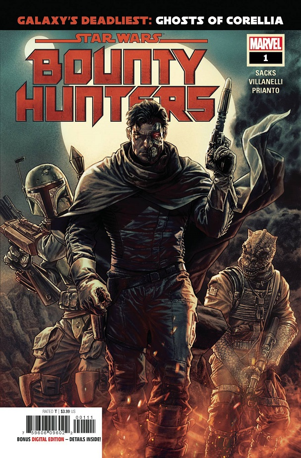 STAR WARS - BOUNTY HUNTERS #1