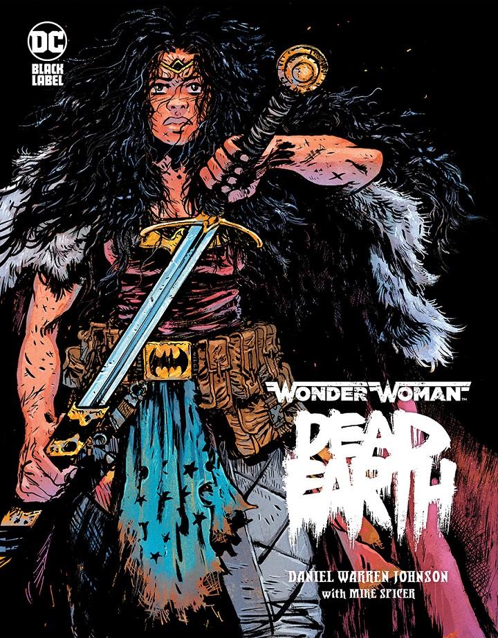 WONDER WOMAN – DEAD EARTH HC