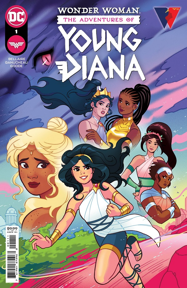 WONDER WOMAN – THE ADVENTURES OF YOUNG DIANA SPECIAL #1 (ONE SHOT)