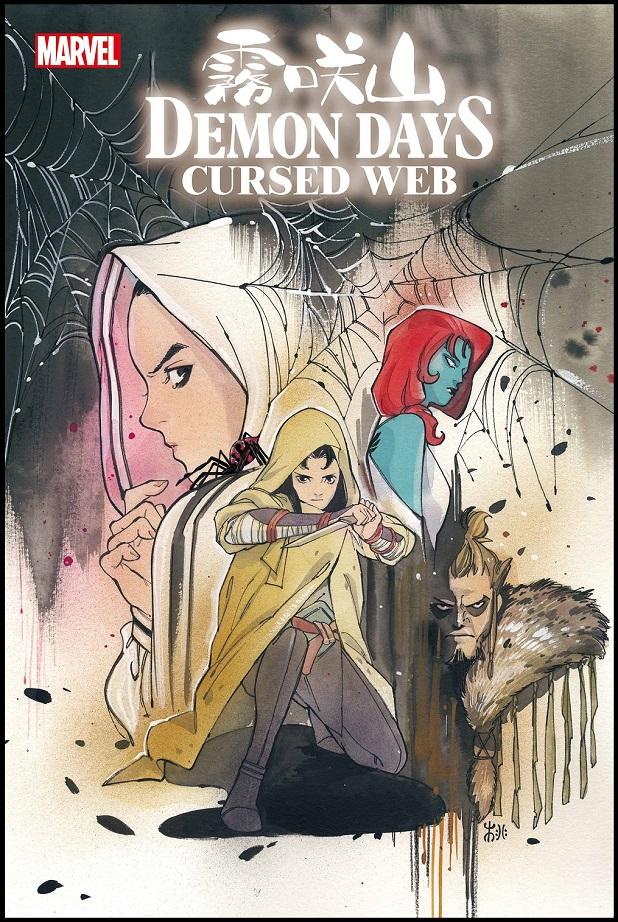 DEMON DAYS – CURSED WEB #1