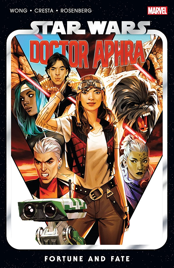 STAR WARS DOCTOR APHRA TP VOL 01 – FORTUNE AND FATE