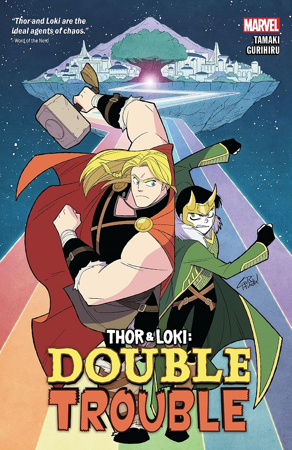 THOR AND LOKI GN TP – DOUBLE TROUBLE