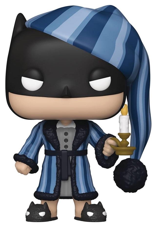 POP HEROES DC HOLIDAY – SCROOGE BATMAN VIN FIG