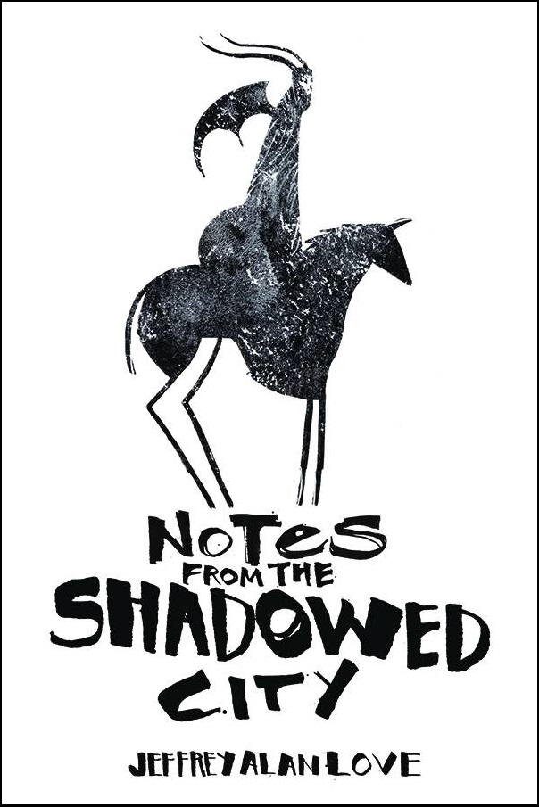 NOTES FROM SHADOWED CITY – ILLUSTRATED NOVEL SC