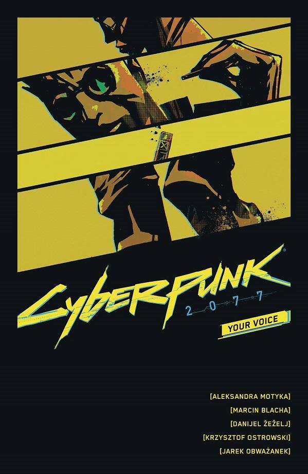 CYBERPUNK 2077 – YOUR VOICE TP