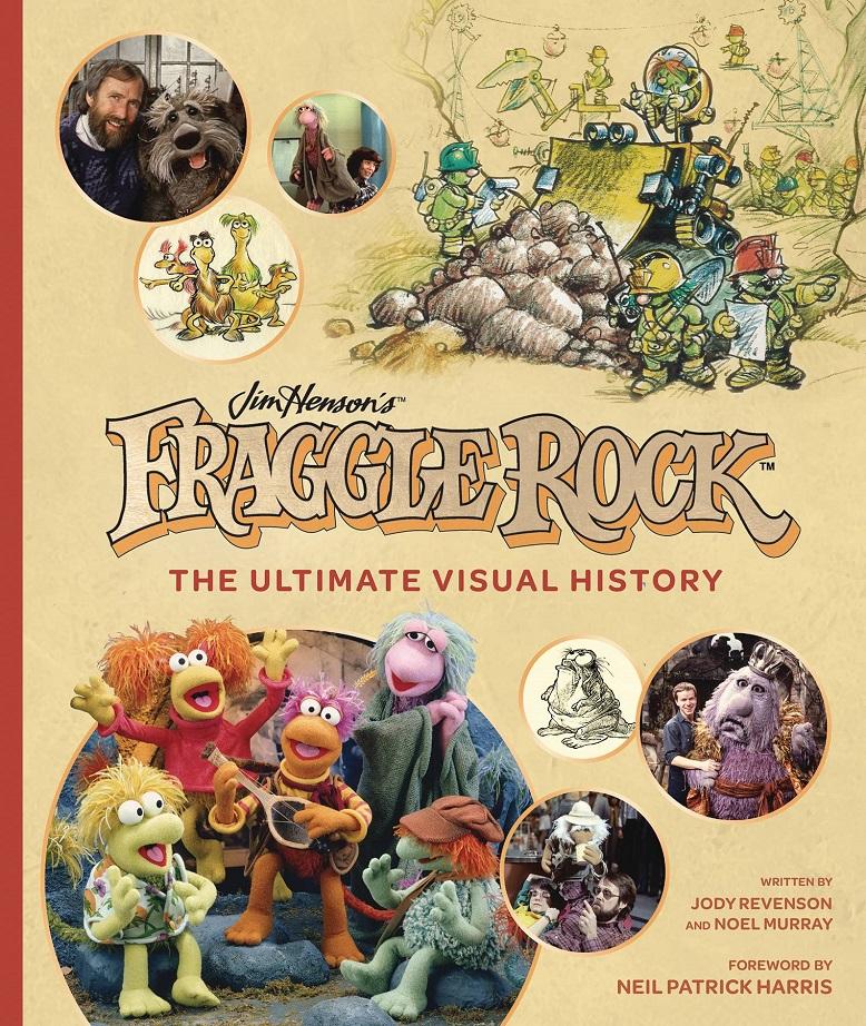 FRAGGLE ROCK ULT VISUAL HISTORY HC
