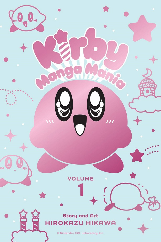 KIRBY MANGA MANIA GN VOL 01