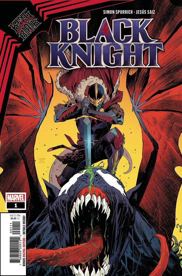 KING IN BLACK – BLACK KNIGHT #1