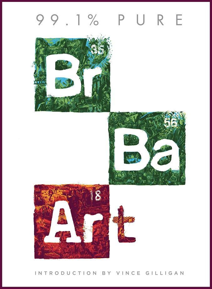 99 POINT 1 PERCENT PURE – BREAKING BAD ART