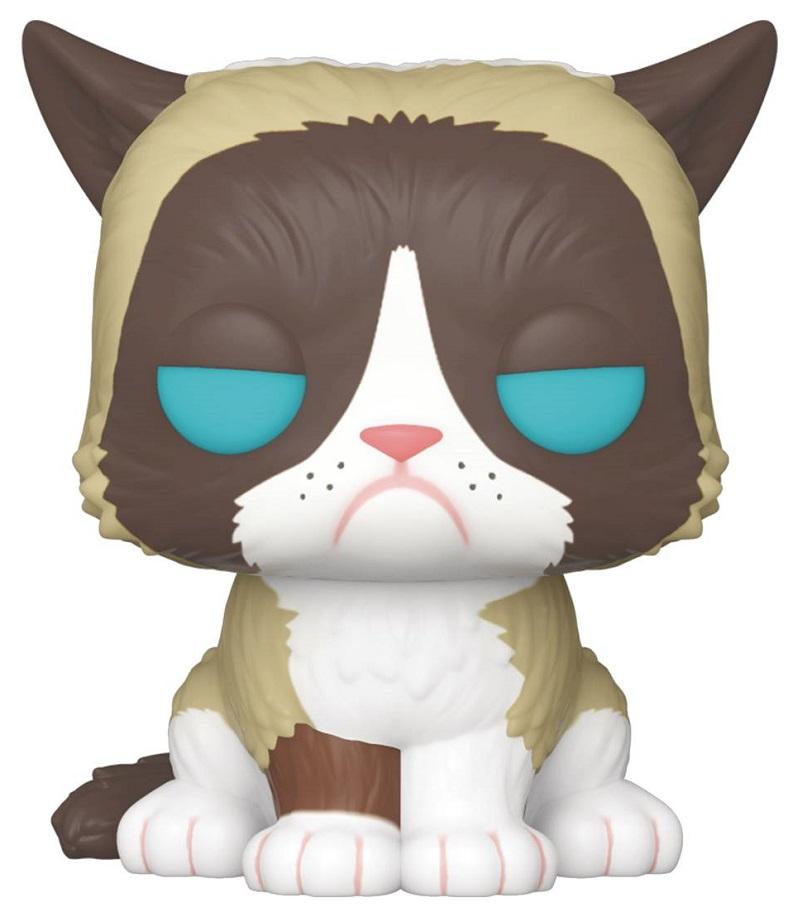 POP ICONS – GRUMPY CAT VIN FIG