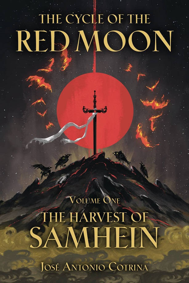 CYCLE OF RED MOON TP VOL 01 – HARVEST OF SAMHEIN