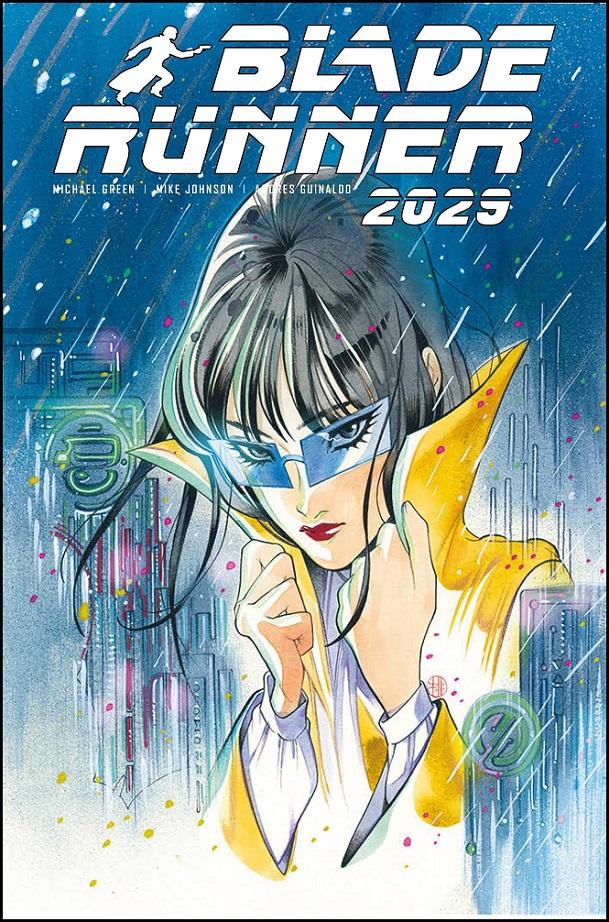BLADE RUNNER 2029 #1 CVR A MOMOKO